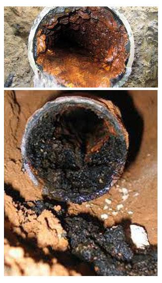 مزایای استفاده از لوله U-PVC به جای متریال آهن